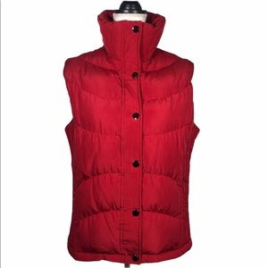 Kenneth Cole Reaction Down Feather Puffer Vest